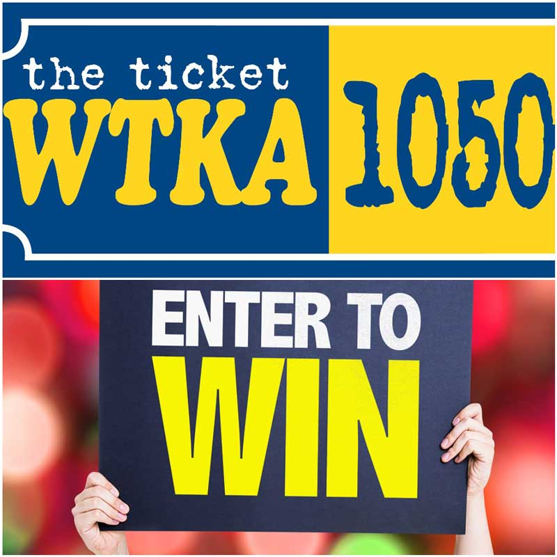 The Ticket WTKA 1050 Enter To Win